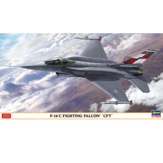 F-16C VFT 1/48 HASEGAWA