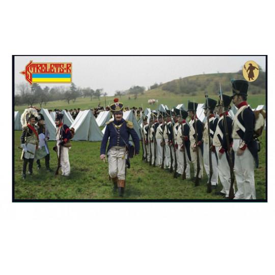 Infanterie Napoléon en...