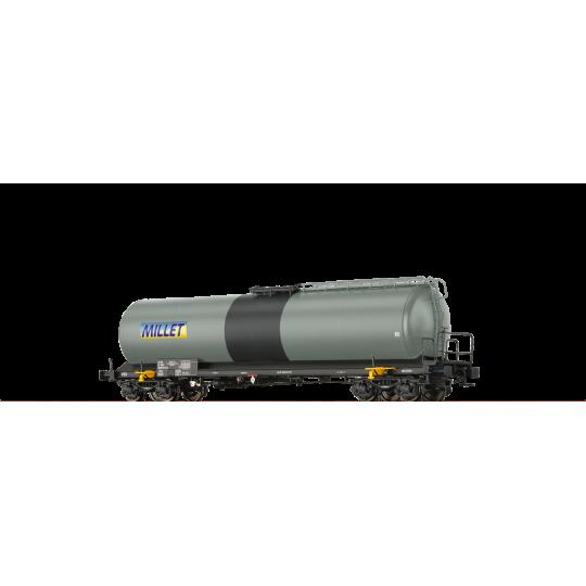 Wagon citerne bogies SNCF...