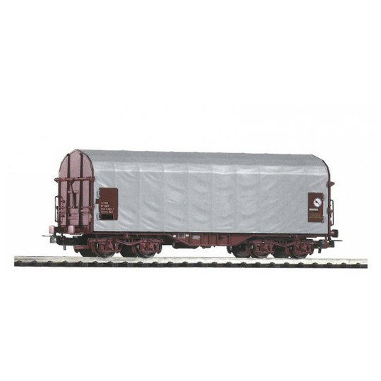 Wagon baché SNCF HO 1/87 PIKO