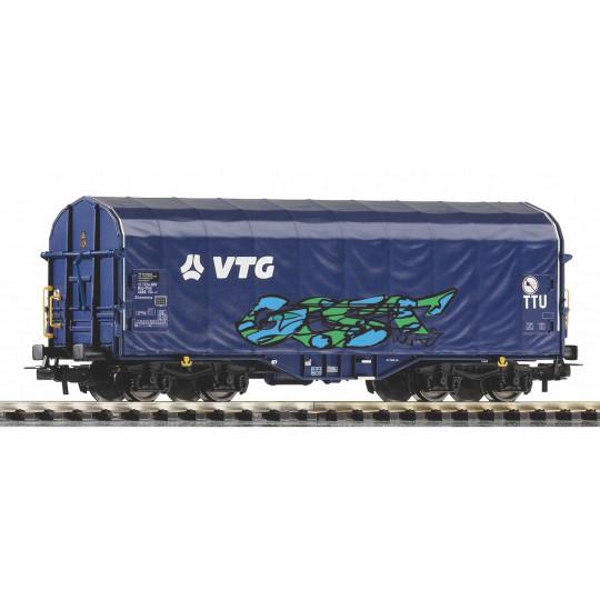 Wagon baché VTG Graff ho 1/87 PIKO