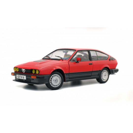 ALFA ROMEO GTV6 Rouge 1984...