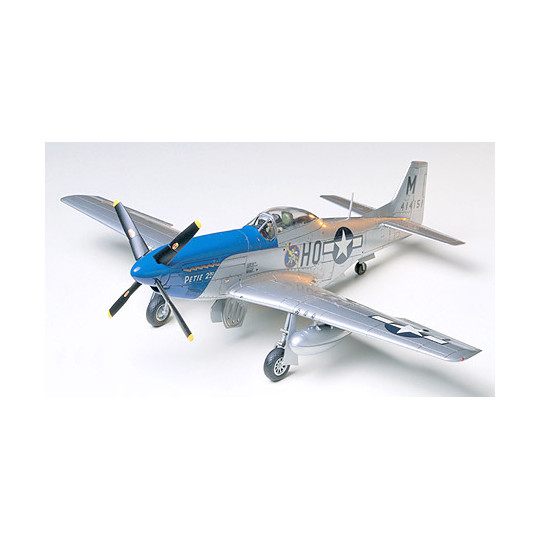 North American MUSTANG P-51D 8th Air Force 1/48 TAMIYA