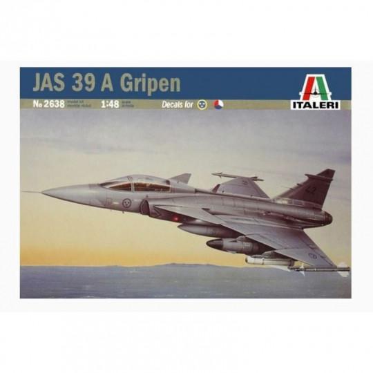 JAS 39 A GRIPEN 1/48 ITALERI