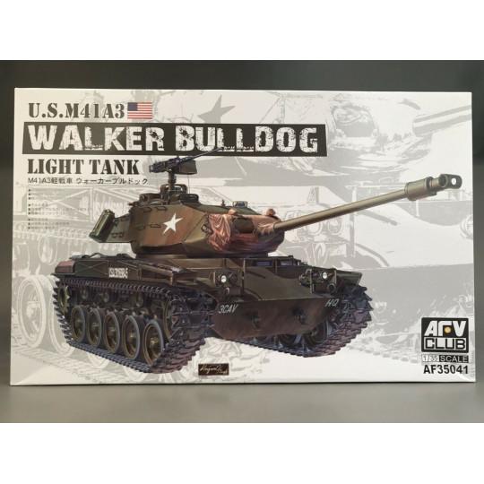 US TANK U.S. M41A3 Walker Bulldog 1/35 AFV