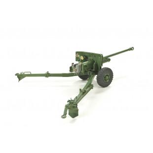 CANON Anti-char aéroporté ORDNANCE QF 6-PDR anti-tank MK.IV ON CARRIAGE MK.III (AIRBORNE)  1/35 AFV