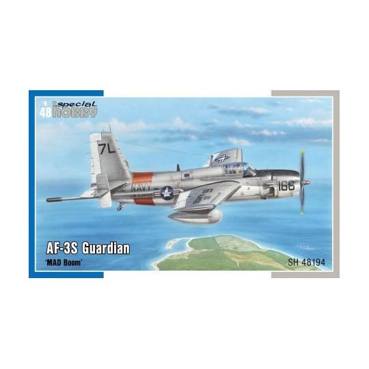 GRUMMAN AF-3S Guardian 1/48...