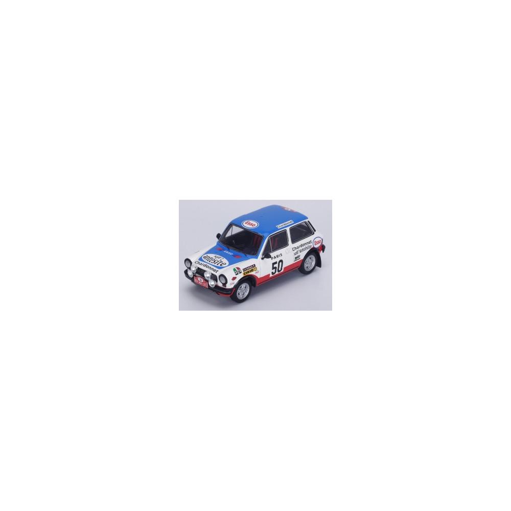AUTOBIANCHI A112 n°50 1/43 SPARK