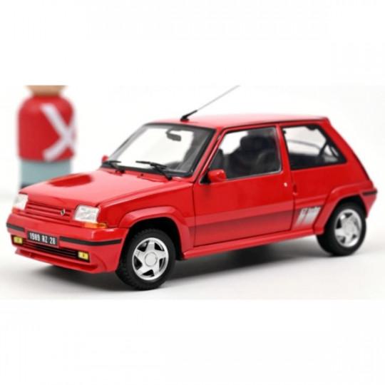 RENAULT Supercing GT TURBO 1989 rouge 1/18 NOREV