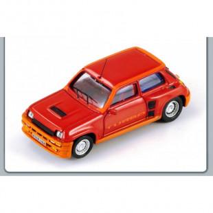 RENAULT 5 TURBO 1980 rouge metal 1/87 SPARK
