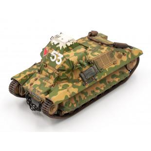 Char France WW2 FCM 36 1/35 ICM