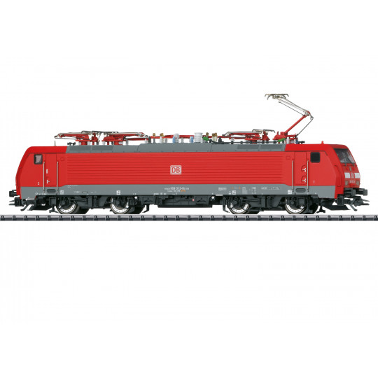 Class 189 Locomotive Electrique DB TRAXX DCC SON 1/87 HO TRIX