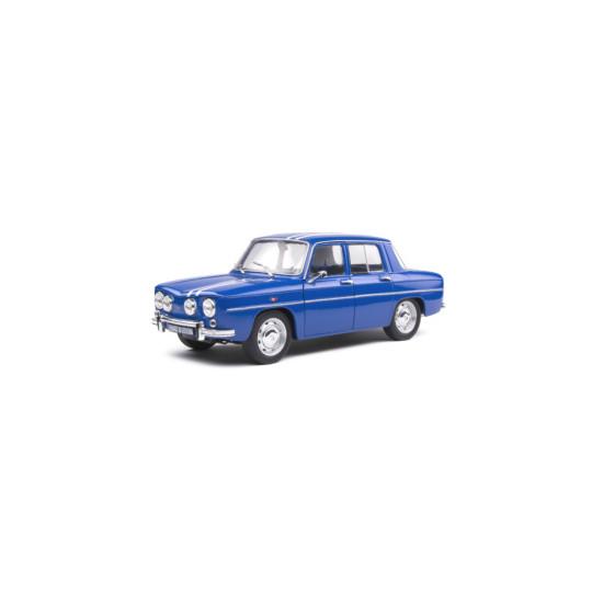 RENAULT R8 GORDINI 1300 BLEUE 1967 1/18 SOLIDO