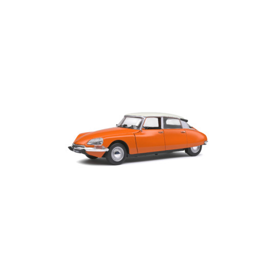 CITROËN D SPECIALE Orange 1972  1/18 SOLIDO