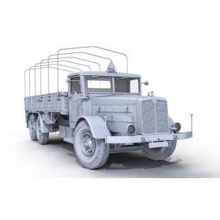 Camion FAUN L900 Hardtop ou Softop 1/35 DAS WERK