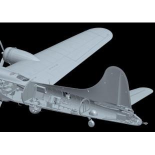 B-17F Flying Fortress 1/48 HK MODELS
