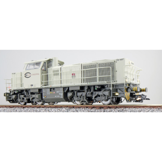 Locomotive diesel Digital SON G1000 BB ECR HO 1/87 ESU
