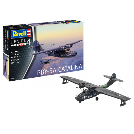 PBY-5a Catalina 1/72 REVELL