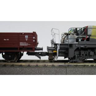 Locomotive diesel DIGITAL son & attelage  SNCF ETF BB 60000 HO 1/87 PIKO EXPERT