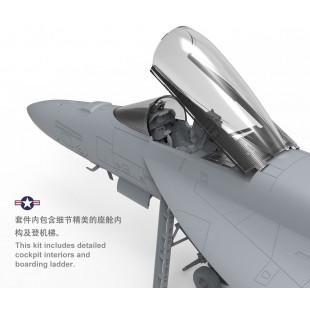 BOEING F/A-18E SUPER HORNET 1/48 MENG