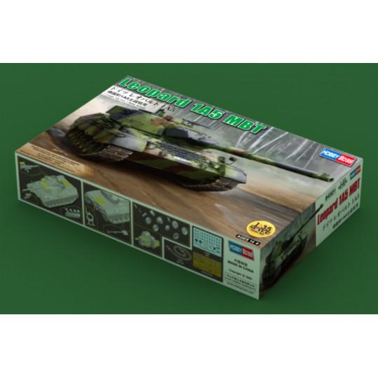 PanzerWagen Char Tank Leopard 1A5 MBT 1/35 Hobby Boss