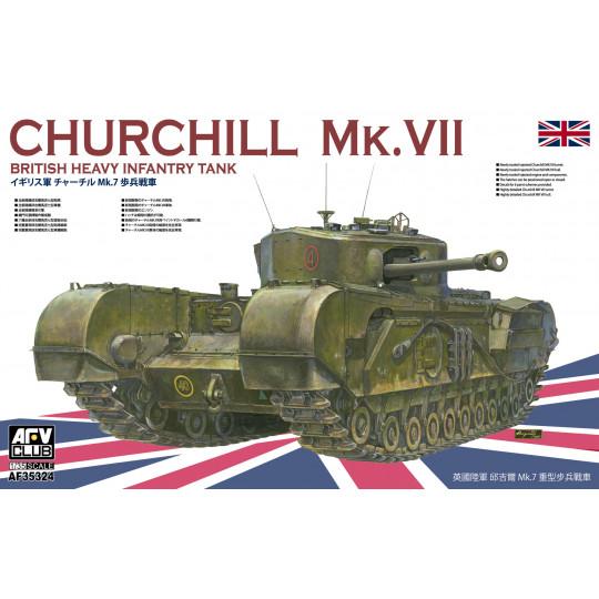 Tank Char CHURCHILL Mk.VII  1/35 AFV