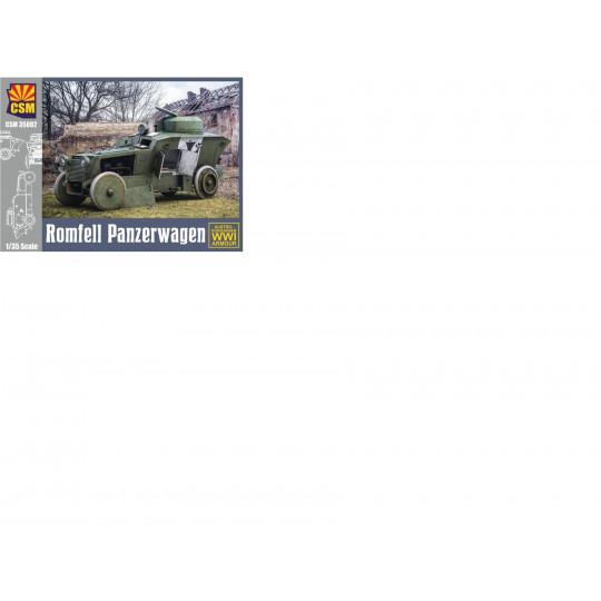 PanzerWagen WWI Romfell 1/35 CSM