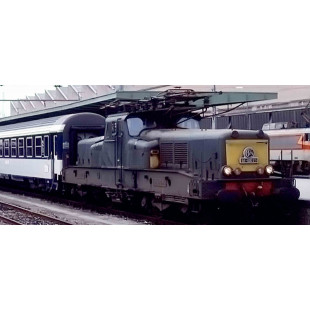 Locomotive Electrique DIG SON BB 13000 13041 SNCF HO 1/87 JOUEF