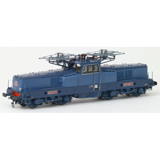 Locomotive Electrique DIG SON BB 13000 13017 SNCF HO 1/87 JOUEF
