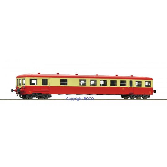 Remorque AUTORAIL DECAUVILLE XR 8200 SNCF 1/87 HO ROCO