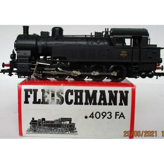 Loco Vapeur SNCF - 050 TA  1/87ème HO Fleischmann