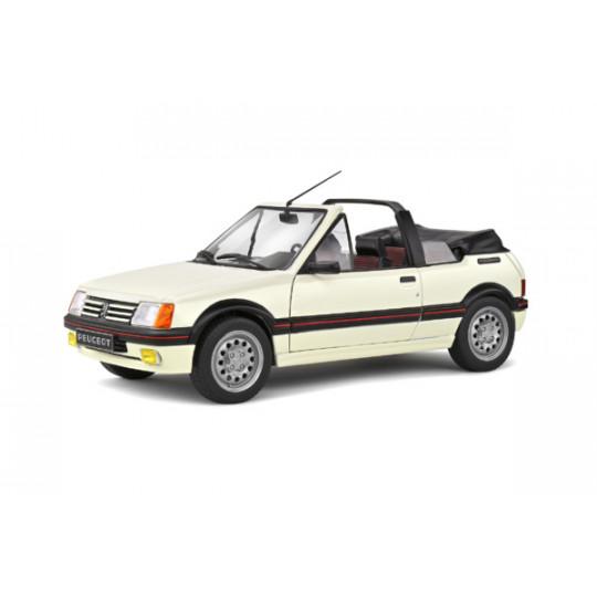 PEUGEOT 205 GTI MK1 1989 1/18 SOLIDO