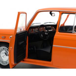 RENAULT R8 TS Orange 1/18 SOLIDO