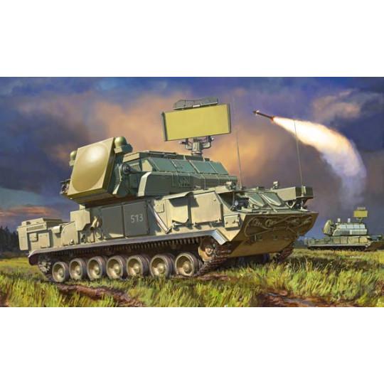 Char russe TOR 2M 1/35 ZVEZDA