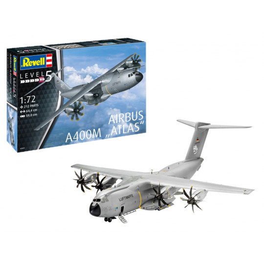 Airbus A 400 M ATLAS 1/72 REVELL