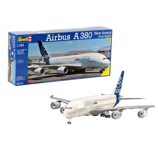AIRBUS A 380 Nouvelle déco 1/144 REVELL
