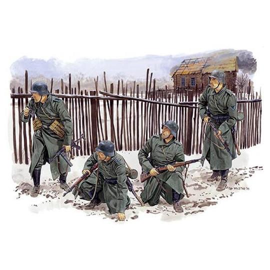 Bataille de Moscou 1941 1/35 DRAGON