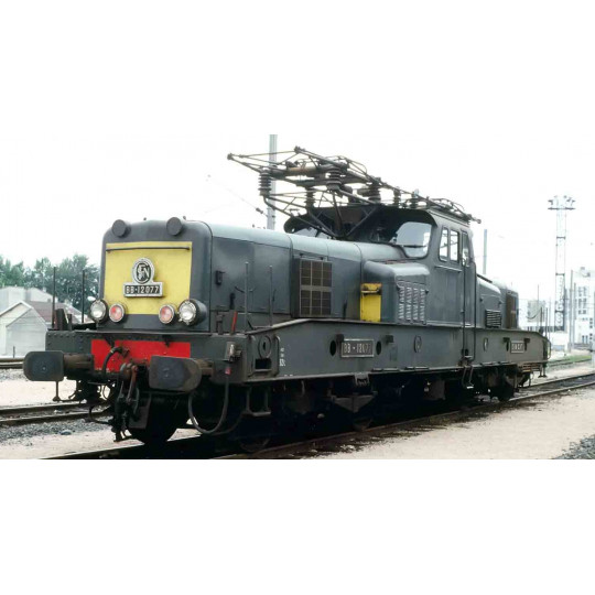 Locomotive Electrique DIG SON BB 12000 12026 SNCF HO 1/87 JOUEF