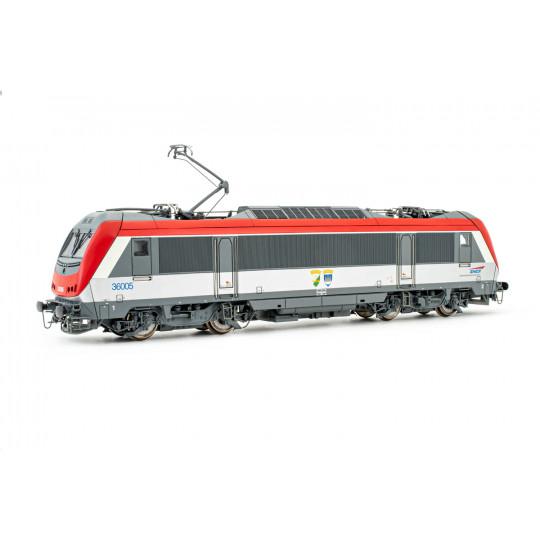 Locomotive électrique BB 36000 36005 ASTRIDE SNCF 1/87 HO JOUEF