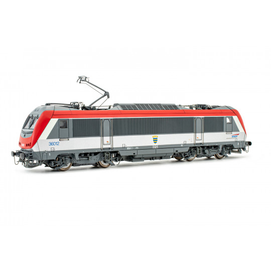 Locomotive électrique BB 36000 36012 ASTRIDE SNCF 1/87 HO JOUEF