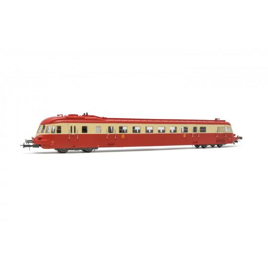 Autorail DIESEL ABJ 4 SNCF DCC SON ESU 1/87 HO JOUEF