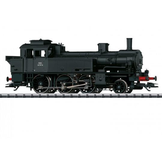 Locomotive vapeur 130 TB SNCF digital SON 1/87 HO TRIX