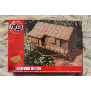 Bamboo House Maison en bambou 1/32 AIRFIX