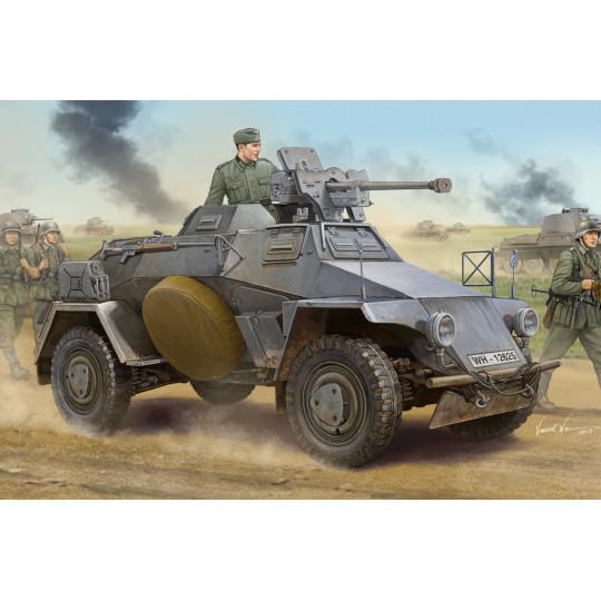 Panzerspahwagen  Sd.Kfz.221 1/35 HOBBY BOSS