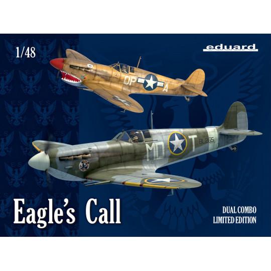 Spifire 2 avions Eagle's Call 1/48 EDUARD