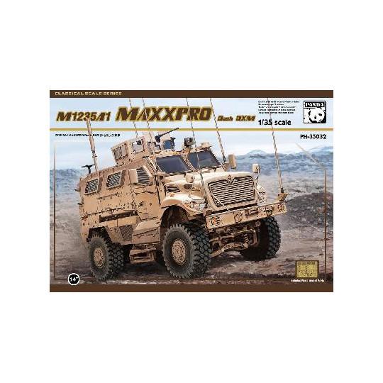 Camion M1235A1 MAXXPRO DASH DXM - 2016 1/35 PANDA